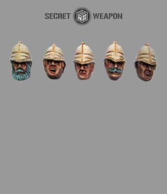 Conversion Bits: Pith Helmet Head Swaps (5)