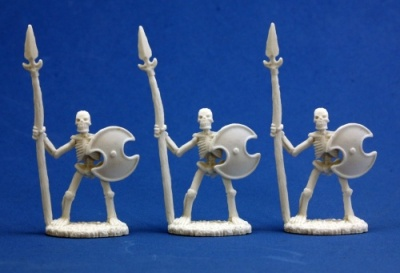 Skeletal Spearmen (3)