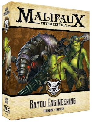 Malifaux (M3E): Bayou Engineering