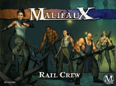 Rail Crew: Mei Feng Crew