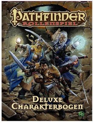 Pathfinder Deluxe Charakterbogen