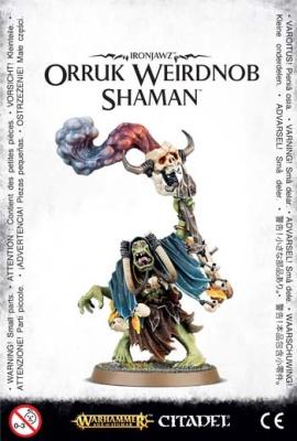 Orruk Weirdnob Shaman