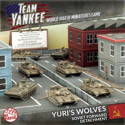 Yuri's Wolves - Army Deal  (Plastic Army Deal)