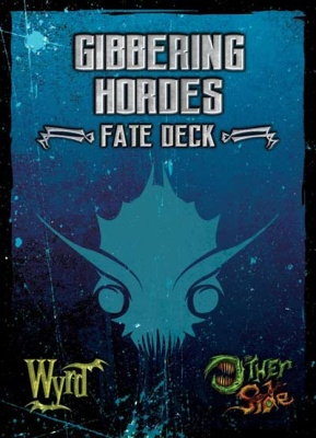 The Other Side: Gibbering Hordes Fate Deck