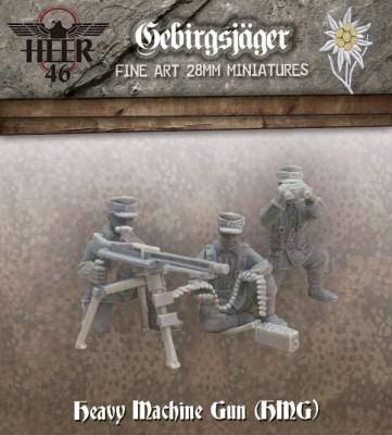 Gebirgsjäger HMG Team