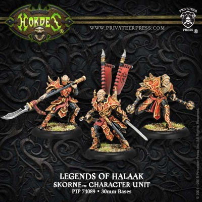 Skorne Legends of Halaak (3)