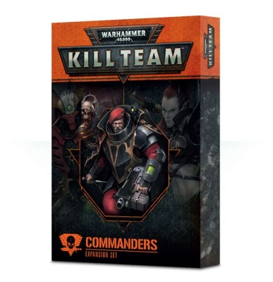 WH40K: Kill Team Kommandeure