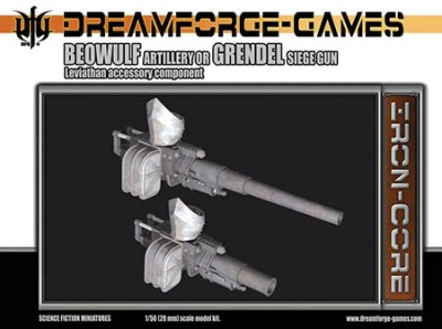 Beowulf-Grendel Leviathan Weapon (28mm)