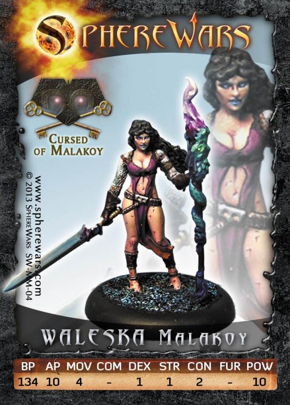 Waleska Malakoy