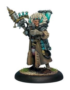 Warlock Dr. Arcadius