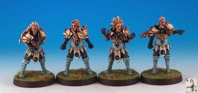 Elf linemen (4)
