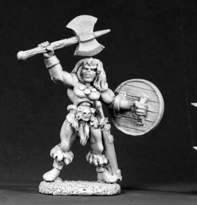 Lorn, Barbarian w/ Axe