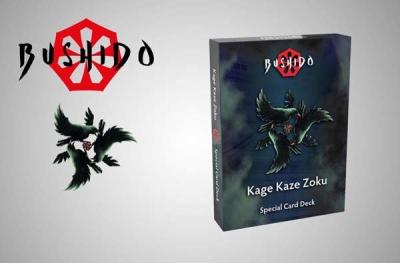 Kage Kaze Zoku Special Card Pack