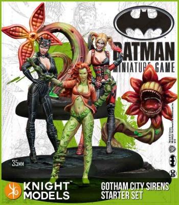 Gotham City Sirens Starter Set (4)