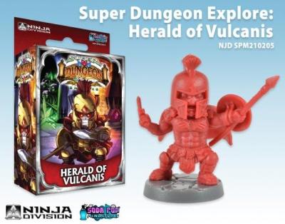 Super Dungeon Explore: Herald of Vulcanis