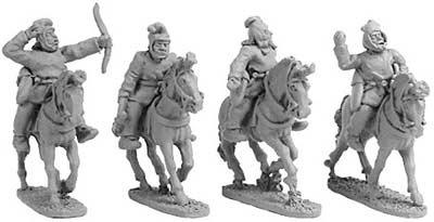 Bactrian Light Horse (random 4 of 4 designs)