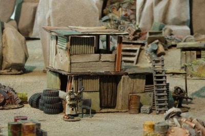Shanty Building D
