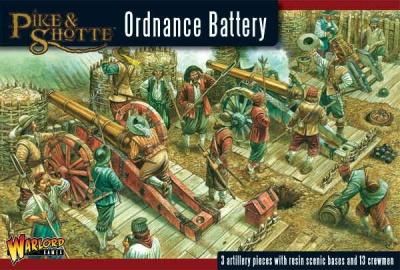 Pike & Shotte Ordnance Battery (3)