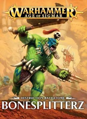 Battletome: Bonesplitterz (Softcover)