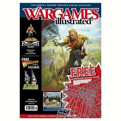 Wargames Illustrated Nr 383