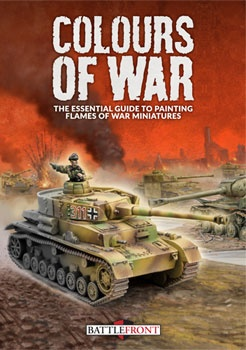 Colours Of War - FOW Painting Guide