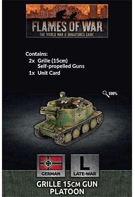 Grille 15cm Gun Platoon (2)