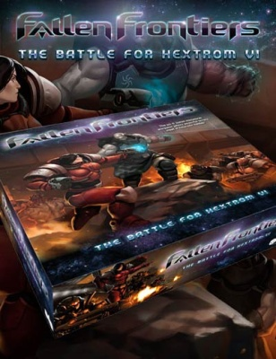 Fallen Frontiers Starter The Battle of Hextrom VI