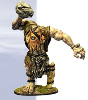 Undead Chaos Giant