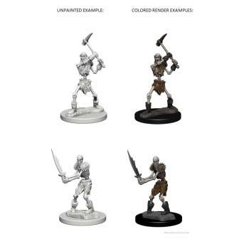 D&D: Skeletons (2)