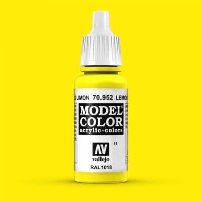 Model Color 011 Zitronengelb (Lemon Yellow) (952)