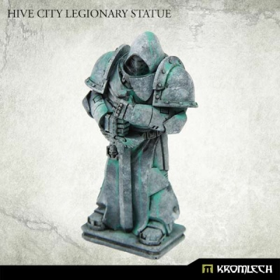 Hive City Legionary Statue (1)