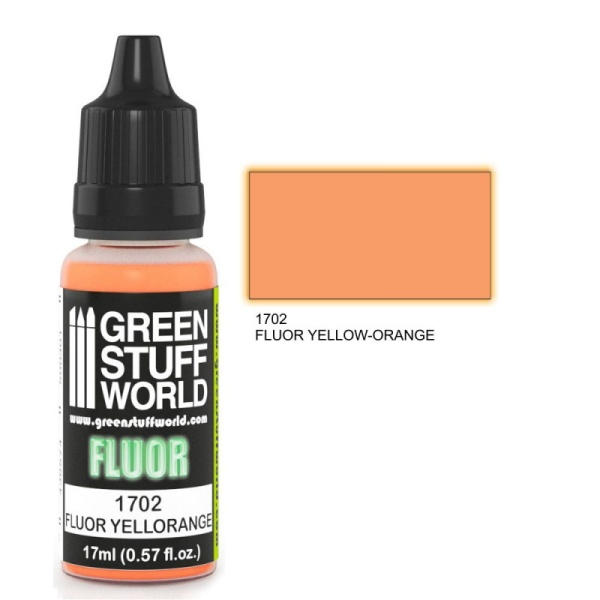 Fluor Paint YELLOWORANGE