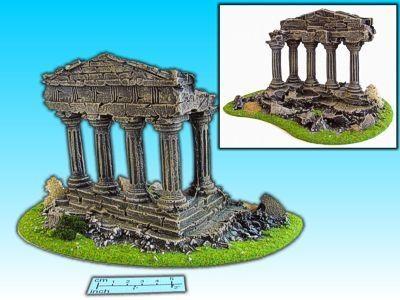 Geländestück Akropolis