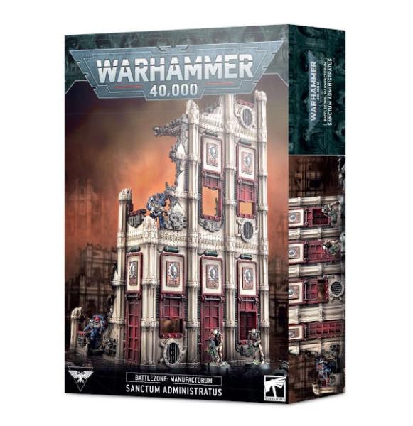 Battlezone: Manufactorum - Sanctum Administratus