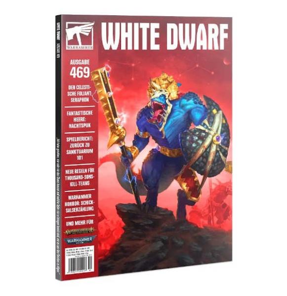 White Dwarf 469 Oktober 2021
