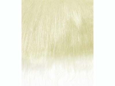Langhaarplüsch 20x35cm blond