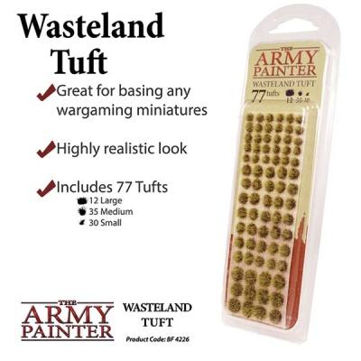 Battlefields: Wasteland Tuft (2019)