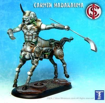 Carmin Hadakauma (ISC)