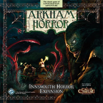 Arkham Horror: Innsmouth Horror engl.