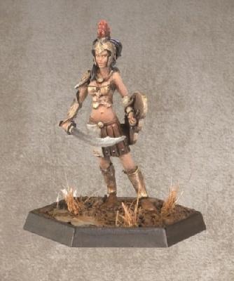 Amazonenkriegerin (Helden & Schurken)