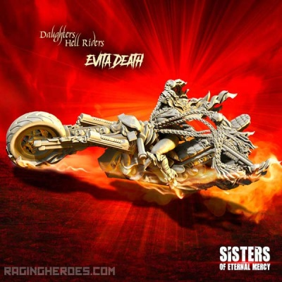 Evita Death, Hell Rider Daughter (SoEM - SF)