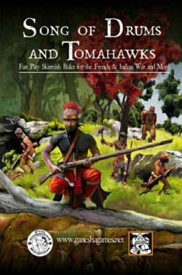 Song of Drums and Tomahawks (French Indian War)