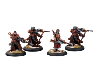 Khador Widowmaker Unit Box