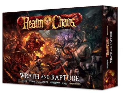 Realm of Chaos: Wrath & Rapture ENGLISCH