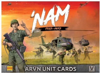ARVN 'NAM Unit Card Pack