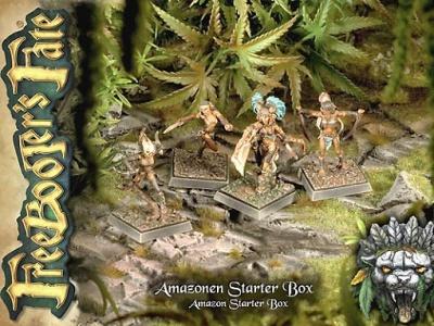 FF Starterbox: Amazonen (4)