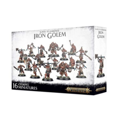 Slaves to Darkness: Iron Golem