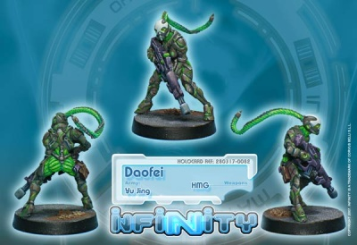 Daofei, Tactical Reconnaissance Secion (YJ)
