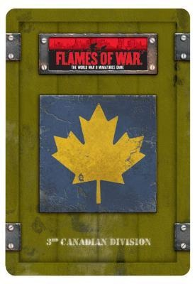 3rd Canadian division Dice & Tokens set