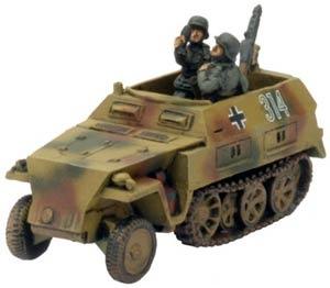 SDkfz 250/7D 8cm